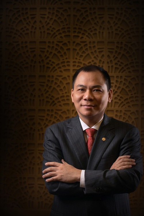Ông Phạm Nhật Vượng vào top 10 tỷ phú mới nổi của thế giới